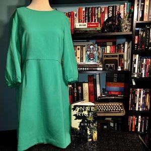 Eliza J Green Plus Size Dress Size 14 👗 📚